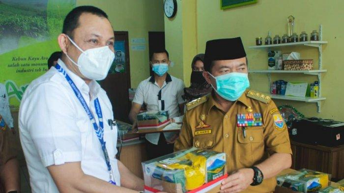 Perkuat Silahturahmi, Gubernur dan Wakil Gubernur Jambi Sambangi PTPN VI