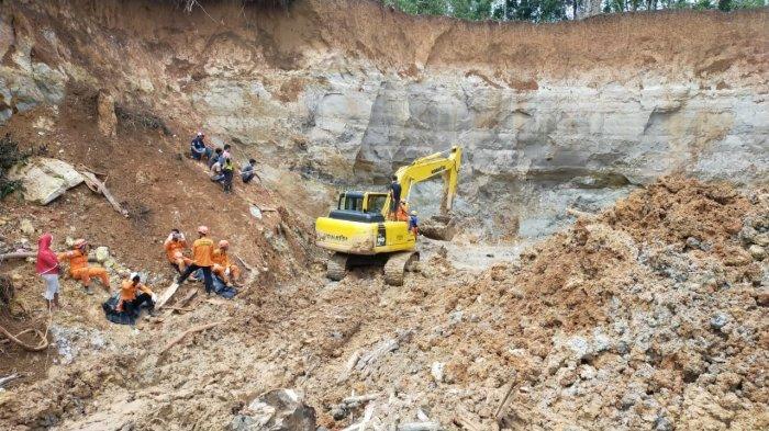 Cari Emas di Jambi, 7 Warga Muratara Nyaris Tewas Tertimbun Longsor, Sebelumnya 2 Orang Tewas