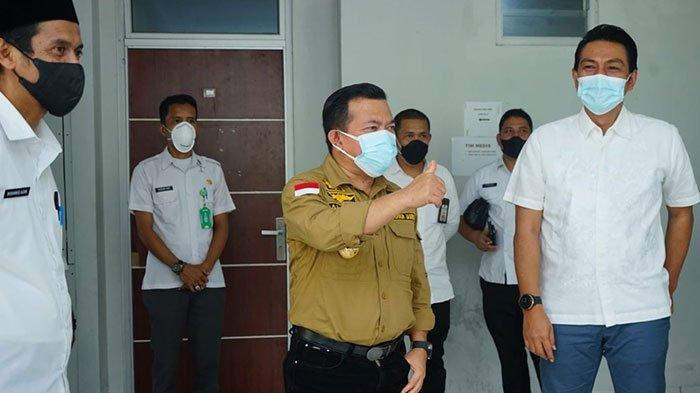 Hadapai PPKM Level 4, Gubernur Jambi Janjikan Kirim Alat PCR ke Batanghari