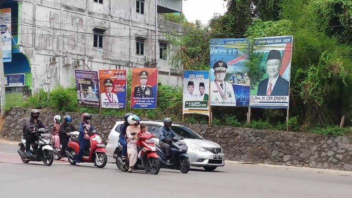 APK Dilarang Tampilkan Foto Presiden dan Bukan Tokoh Partai Pengusung