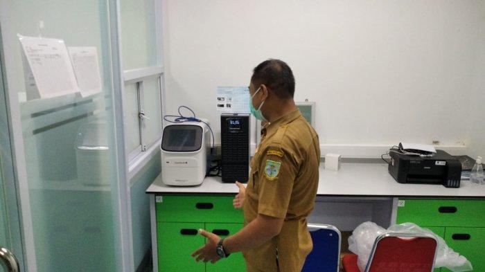 Labkesda Kota Jambi Bantah Rumor Rusaknya Alat Tes PCR, Ini Penjelasannya