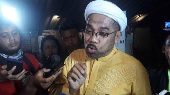 Positif Covid-19, Ali Mochtar Ngabalin Minta Doa Masyarakat Biar Cepat Sembuh