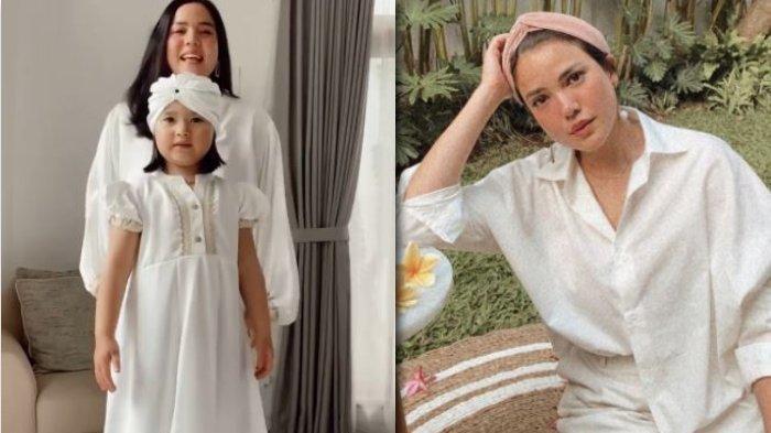Tren Baju untuk Lebaran, Intip Brand 8WOOD dan Mini Today Ala Alice Norin
