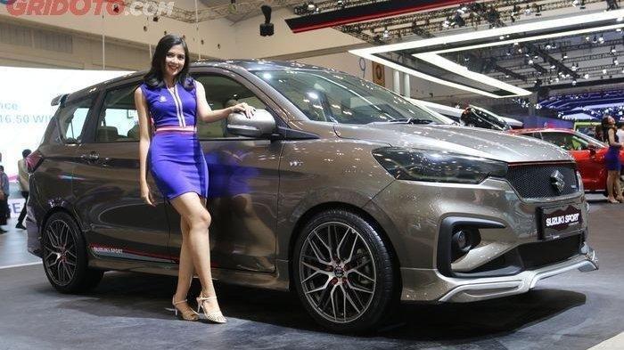 Suzuki All New Ertiga Sporty Style.