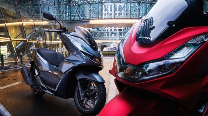 Harga Motor Matik Honda Februari 2021 - Honda Scoopy Rp 19 Jutaan, PCX Rp 30 Jutaan, Honda BeAt