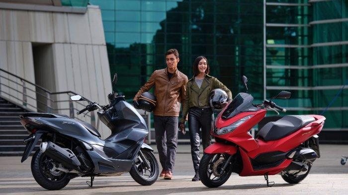Hanya Dengan Rp 500 Ribu, Sudah Bisa Indent All New HondaPCX