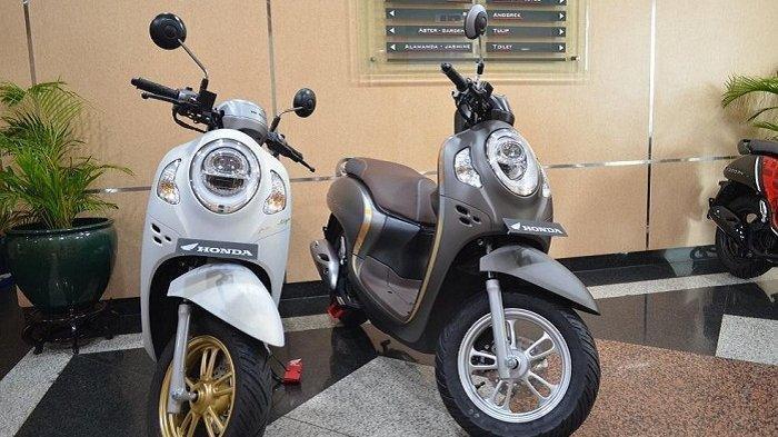 Harga Motor Matik Honda Desember 2020 - Honda BeAt CBS Rp 16 Juta, Vario, Scoopy, PCX Rp 29 Juta