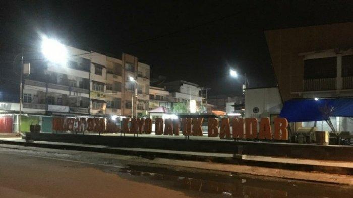 Suasana Malam Tahun Baru di Tungkal, Mulai di WFC, Alun-alun Kuala Tungkal hingga Datuk Bandar