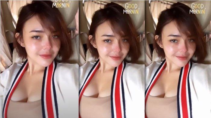 Viral Resleting Terbuka di Ikatan Cinta, Amanda Manopo Singgung Kejar Tayang: Saya Minta Maaf
