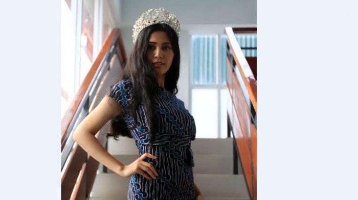 Kenalan dengan Amanda Numa Nabbila (19), Gadis Jambi jadi Miss Planet Internasional Indonesia 2020