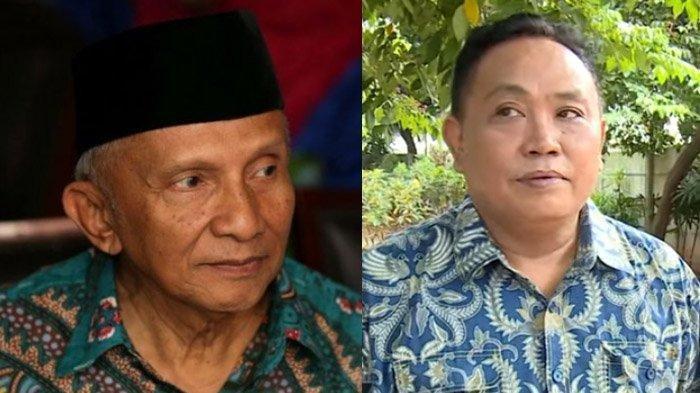 Politisi Gerindra Arief Poyuono 'Skak' Amien Rais yang Sebut Prabowo Nyelonong Ketemu Jokowi