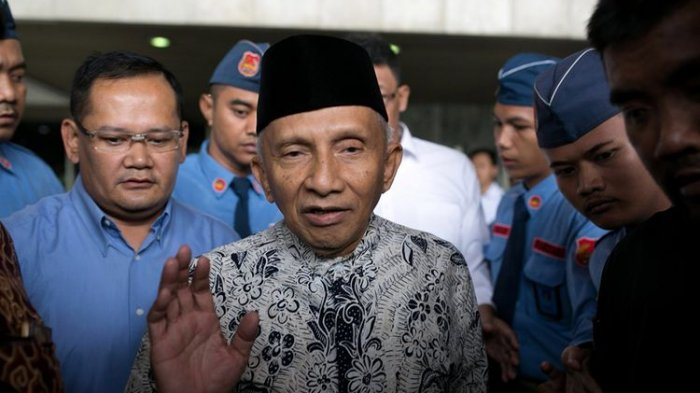Amien Rais Minta Jokowi Fokus Urus Papua dan Kesampingkan Ibu Kota Baru: Jangan Sampai Terlambat