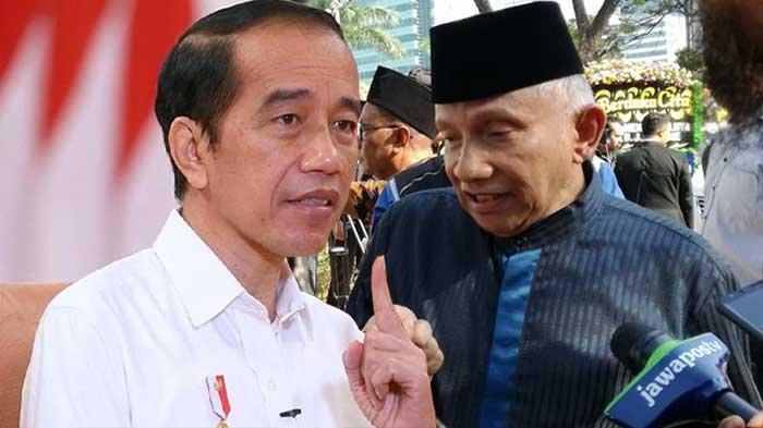 Presiden Jokowi dan Amien Rais melangsung pertemuan pada Selasa 9 Maret 2021 terkait kematian enam laskar FPI