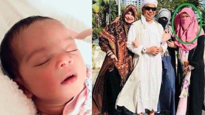 Curhat Sedih Istri Ketiga Ustaz Arifin Ilham, Mengenang Anaknya yang Belum Sempat Dipeluk Abi