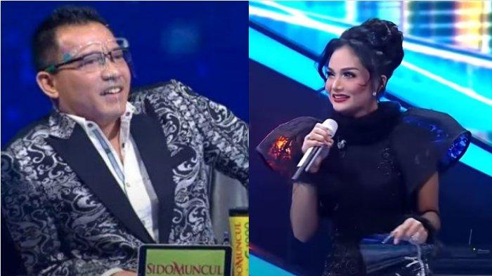 Maia Estianty Pergoki Ekspresi Anang Saat Mendapat Senyum dari Krisdayanti di Indonesian Idol, Waduh