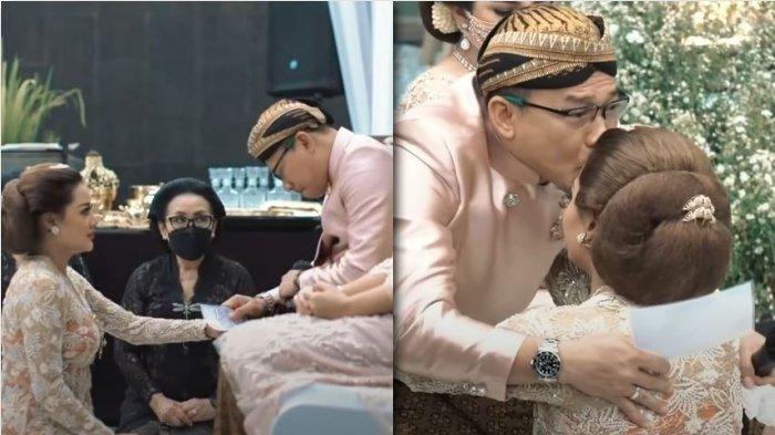 Anang Hermansyah menangis dia acara pernikahan Aurel dan Atta Halilintar