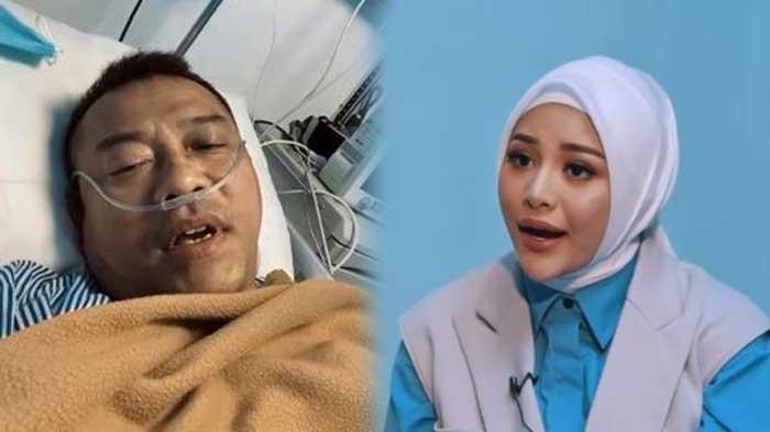 Anang Hermansyah Disebut Meninggal Usai Jalani Operasi, Aurel Kesal Ayahnya Jadi Bahan Berita Hoaks