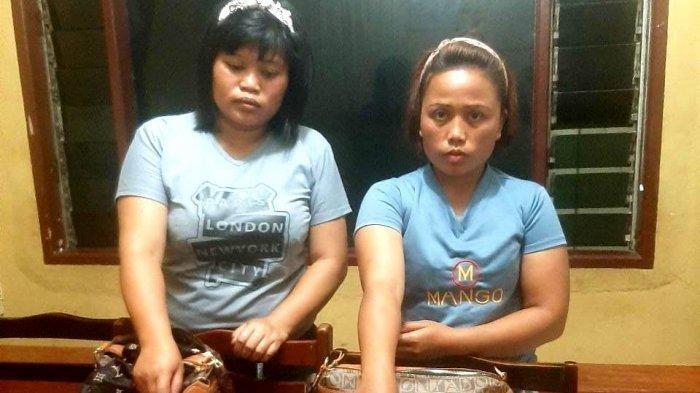 Dua Wanita Bunuh Portan Tumanggor dan Mayatnya Diikat di Pohon Kopi, Sakit Hati Gara-gara Duit