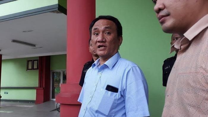 Politikus Partai Demokrat, Andi Arief