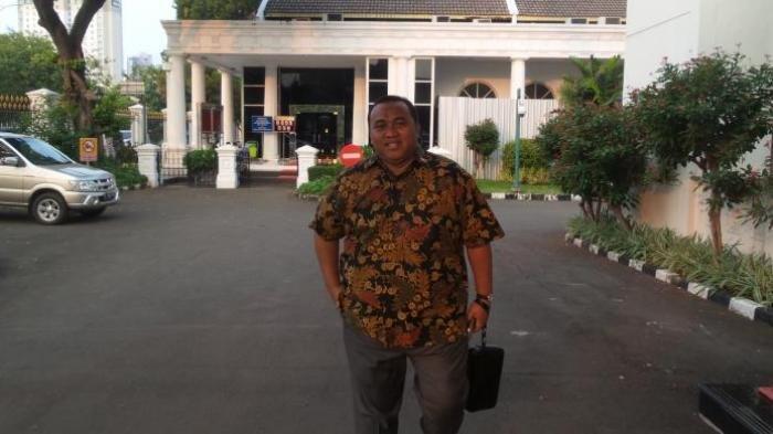 Siapa Sebenarnya Andi Gani Nena Wea, Anak Jacob Nuwa Wea (mantan Menakertrans) Calon Menteri Jokowi