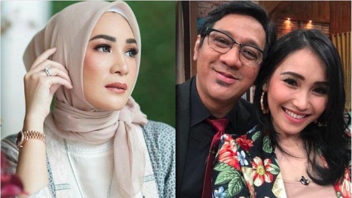 Erin Istri  Andre Taulany Bereaksi Usai Video Suaminya Elus-elus Ayu Ting Ting Viral di Sosmed