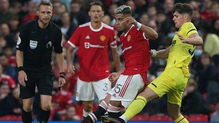 Statistik dan Profil Andreas Pereira Pemain Manchester United Pencetak Gol Spektakuler