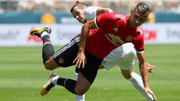 Video Gol Spektakuler Andreas Pereira Pada Laga Manchester United vs  Brentford