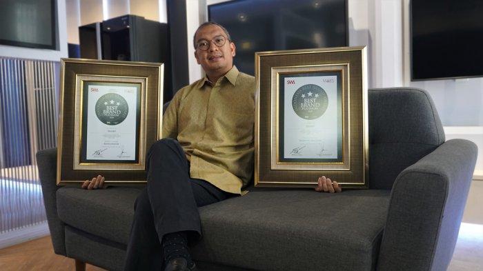 Tutup Tahun 2020, Sharp Dulang Prestasi Raih Tiga Penghargaan Sebagai Merek Terbaik