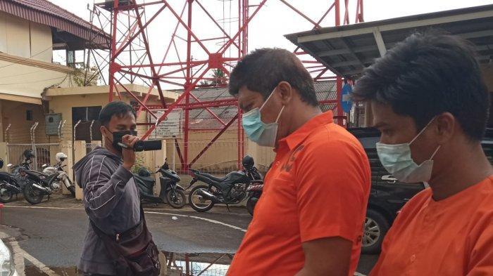 Ajak Kakak Kandung Jual Sabu, Anggi Warga Nipah Panjang Ditangkap Polda Jambi