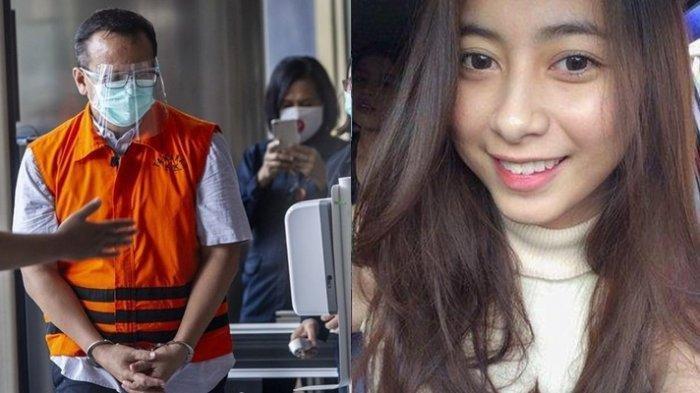 Sosok Anggia Kloer, Sespri Edhy Prabowo yang Mendapatkan Fasilitas Kendaraan dan Apartemen