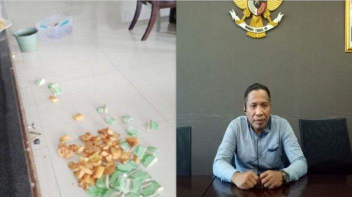 VIRAL Sikap Anak Buah Prabowo, Dikecam Sombong Warganet, Lempar Ubi Goreng Karena Tak Sesuai Selera