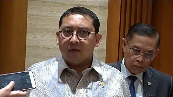Politisi Gerindra Fadli Zon Sebut Tak Perlu Rekonsiliasi antara Prabowo dan Joko Widodo