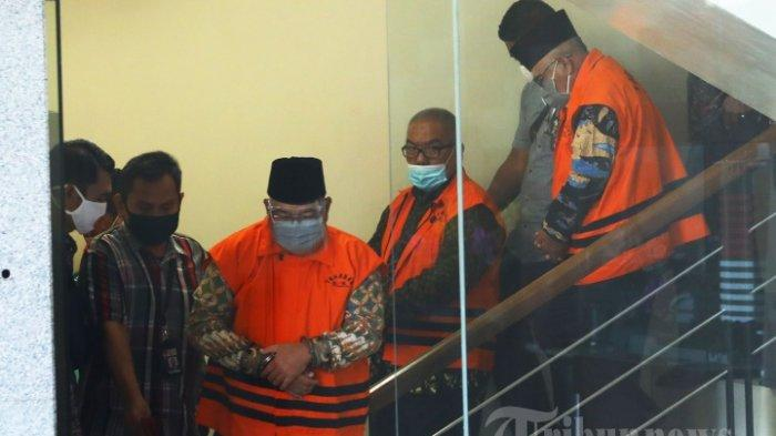 BREAKING NEWS Cek Man Parlagutan dan Tadjuddin Hasan Dihukum 4 Tahun Penjara Kasus Suap Ketok Palu