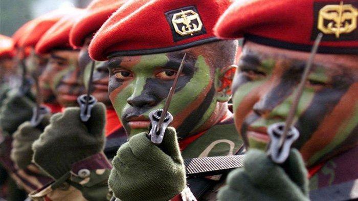 Komando Pasukan Khusus (Kopassus)