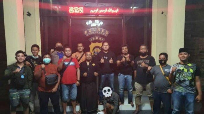 Terungkap Kasus Pembunuhan SN Warga Pelawan, Sarolangun, Polisi Tangkap Pelaku di Sumatera Selatan