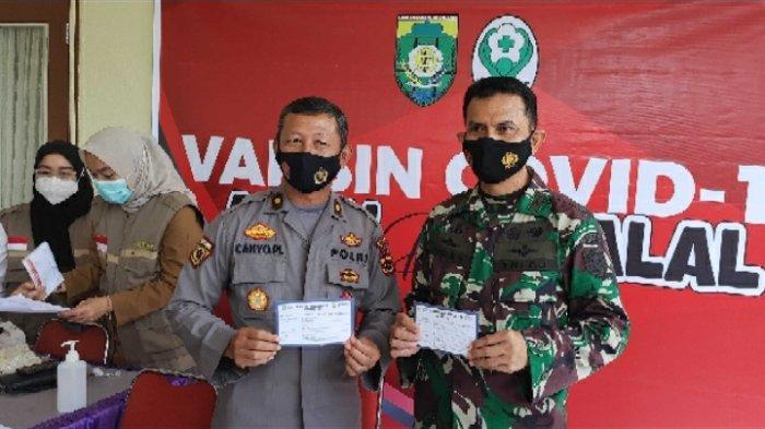 Tenaga Vaksinator di Kecamatan Terbatas, Hari Pertama Vaksin Hanya Terlayani 529 Nakes
