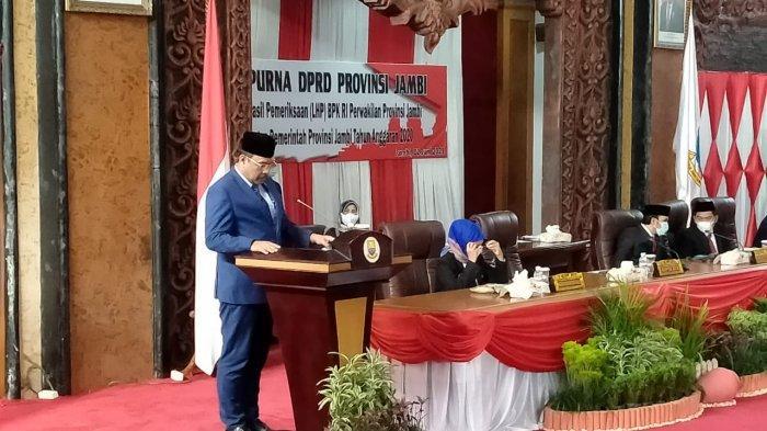 Anggota V BPK RI Prof Dr Bahrullah Akbar