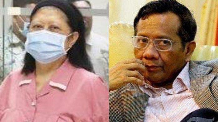 Mahfud MD Merasa Hatinya Berdetak saat Lihat Ani Yudhoyono Tampak Sehat, Namun Setelahnya Kabar Duka