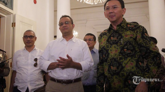 Terungkap Alasan Ahok dan Anies Baswedan Ogah Hadir di ILC Bahas soal Anggaran DKI Jakarta