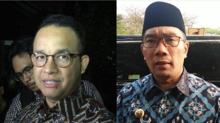 Keduanya Digadang Bakal Maju Calon Presiden 2024, Lihat Perbandingan Anies Baswedan dan Ridwan Kamil