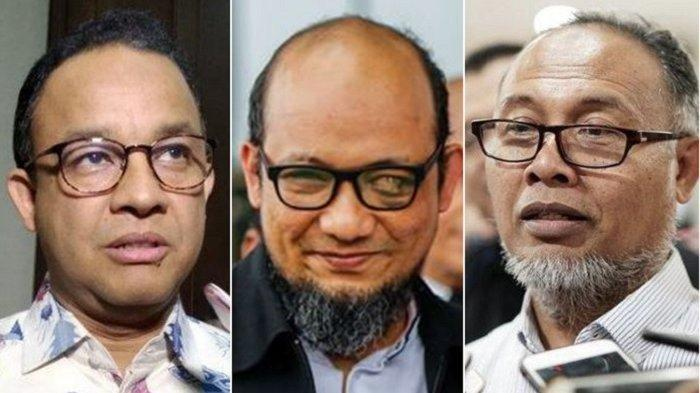 Isu Novel Baswedan Dipecat dari KPK, Denny : Merapat ke Saudaranya Ngacak-ngacak Jadi Tim TGUPP