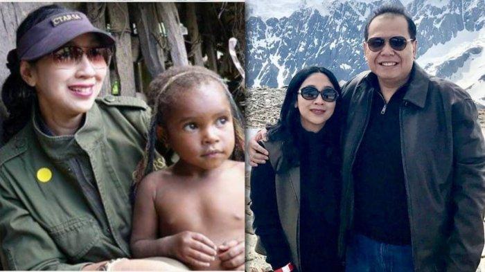 Suaminya Tajir Melintir, Anita Ratnasari, Istri Chairul Tanjung Pilih Hamburkan Uang Untuk Hal Ini