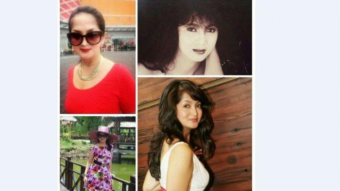 Sepuluh Foto Anna Maria Ibu Gading Marten yang Cantik dan Taat Beribadah