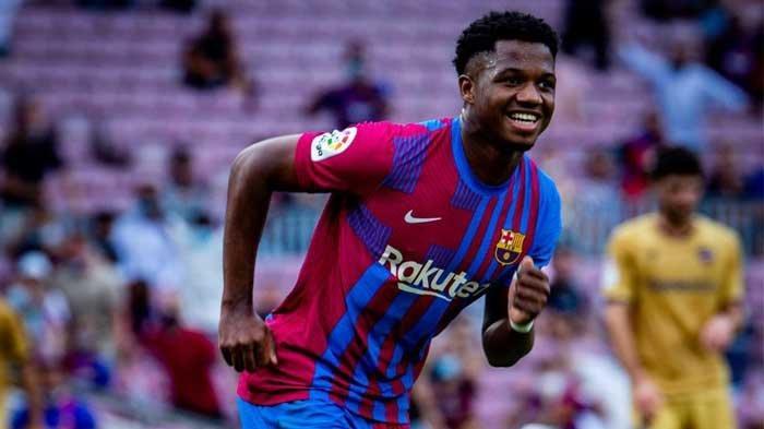 HASIL Liga Spanyol Malam Ini, Barcelona Tekuk Levante 3 - 0, Pengganti Messi Langsung Cetak Gol