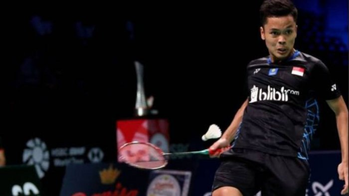 Jadwal Semifinal Hong Kong Open 2019 - Ginting vs Jojo, Ahsan/Hendra, Hafiz/Gloria