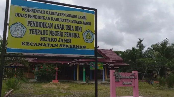 Antisipasi Covid-19, Kegiatan Belajar Mengajar Tatap Muka PAUD di Muaro Jambi Masih Diliburkan
