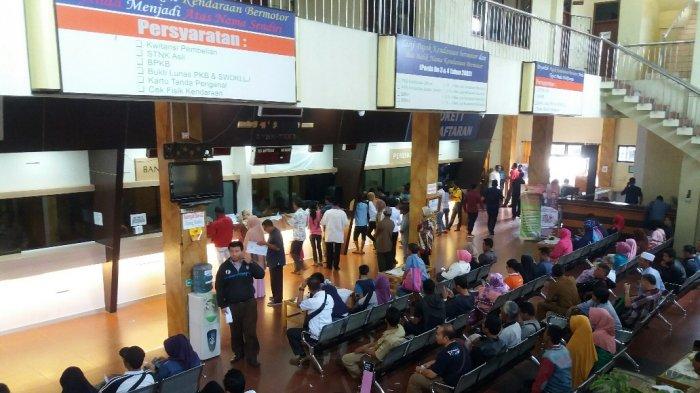 Pelayanan Samsat dan SIM di Jambi Libur Selama Lebaran, Ini Jadwal Kembali Operasionalnya