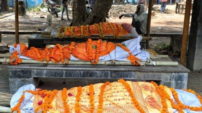 NGERINYA Kondisi Terkini Covid-19 di India, Kematian Melonjak hingga Seperti Serangan Monster