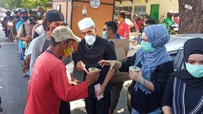 KABAR DUKA, Habib Hasan Mulachela Sosok Dermawan Asal Solo  Meninggal Dunia di Jakarta