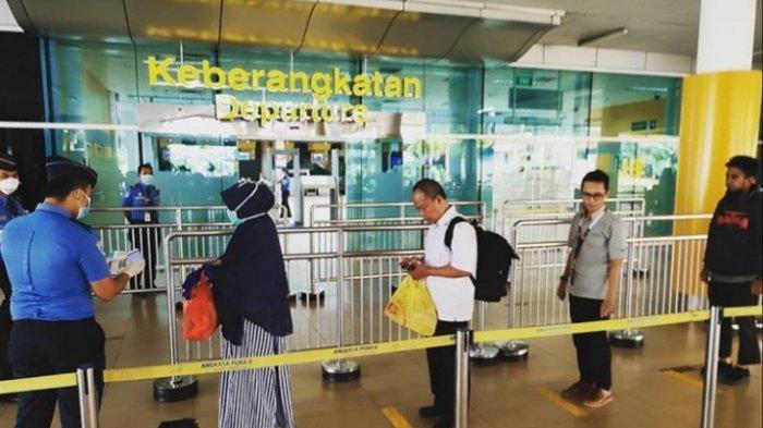 Jumlah Penumpang Pesawat Kuartal III/2020 di Bandara AP II Meroket, Safe Travel Campaign Dijalankan